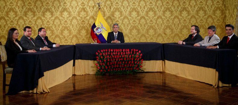 """""""NUNCA PROMOVEREMOS PAQUETAZOS"""": PRESIDENTE LENÍN MORENO"""