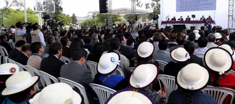 PRESIDENTE MORENO ANUNCIÓ QUE AMPLIARÁ LA OFERTA EDUCATIVA PARA RESPONDER A LAS NECESIDADES DE LOS JÓVENES