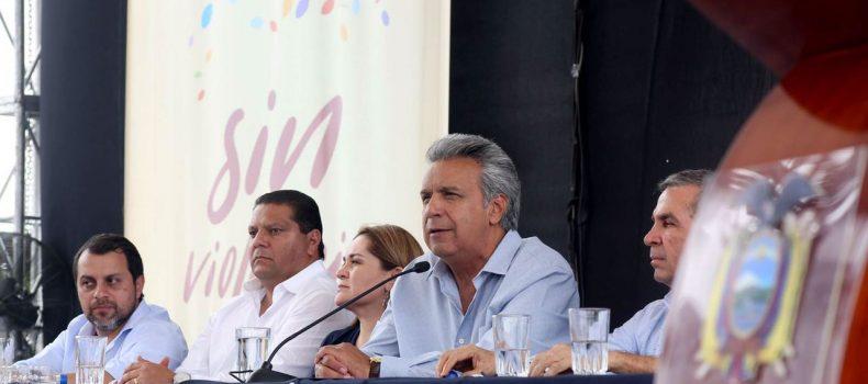 """EL PROGRAMA GUBERNAMENTAL """"CASA PARA TODOS"""" INICIARÁ EL LEVANTAMIENTO DE 522 VIVIENDAS EN MANABÍ"""